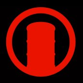Logo de Red Barrels