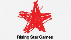 Logo de Rising Star Games
