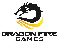 Logo de Dragon Fire Games