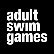 Logo de Adult Swim Games