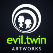 Logo de Evil Twin Artworks