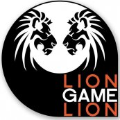 Logo de Lion Game Lion
