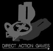 Logo de Direct Action Games