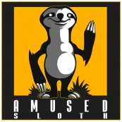 Logo de Amused Sloth