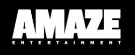 Logo de AMAZE entertainment