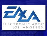 Logo de Electronic Arts Los Angeles