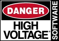 Logo de High Voltage Software