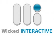 Logo de Wicked Interactive