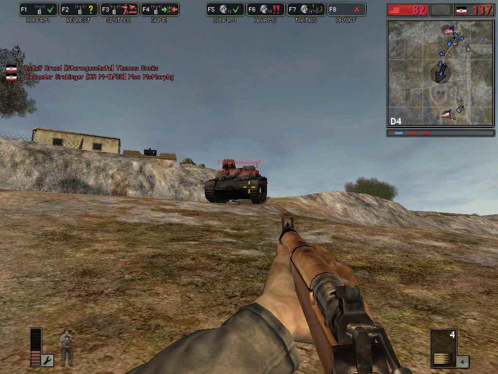 Bf 1942 multiplayer hack